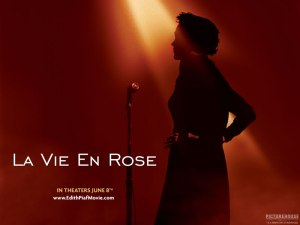 LA Vie en Rose Movie